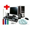 Ремонт ПК:  ноутбуки,  материнские платы,  видеокарты,  жк-мониторы