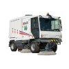 Всесезонная конвейерно-вакуумная уборочная машина DULEVO 5000 EVOLUTION EU4